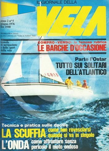 Anno II, numero 5, Giugno 1976