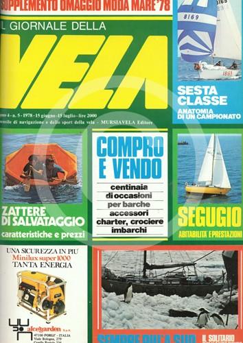Anno 4 n.5 1978 Giugno/Luglio