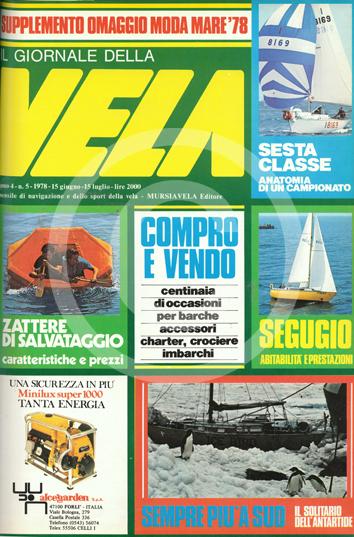 Sommario: Anno 4 n.5 1978 Giugno/Luglio