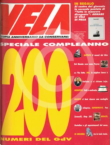 Anno 19 n.5 Giugno 1993 (numero 200)