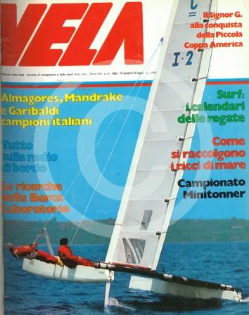 Anno 8, n.5  1982 Giugno/Luglio