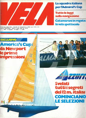 Anno 9 n.5 Giugno/Luglio 1983