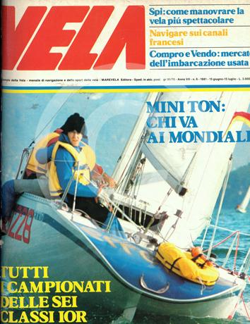 Anno  7, n.6 Giugno/Luglio 1981