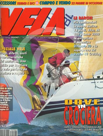 Anno 23 n.5 Giugno 1997 (numero 244)