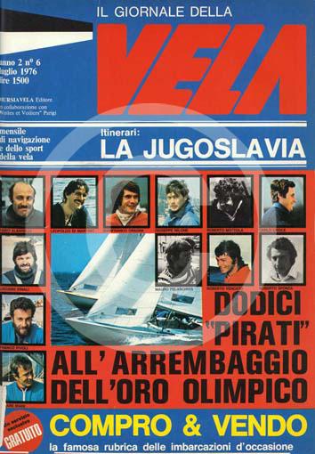 Sommario: Anno II, Numero 6 – Luglio 1976 TI PIACE QUESTA COPERTINA? CLICCA PER RICHIEDERE SUBITO T-SHIRT, POSTER, ARTICOLI, ABBONAMENTO
