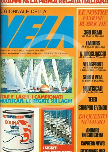 Anno 4 n.6 1978 Luglio/Agosto