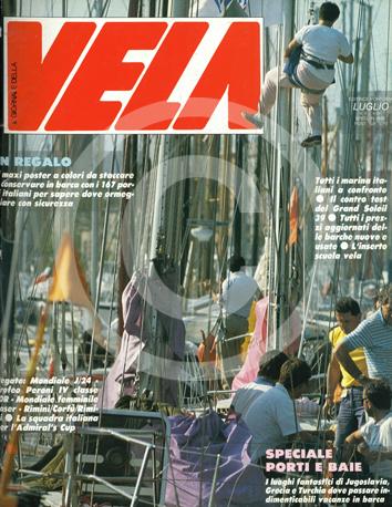 Anno 13, n. 6 Luglio 1987 (numero 135)