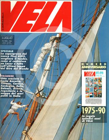 Anno 16 n.6 Luglio 1990 (numero 168)