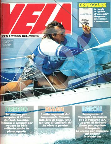 Anno 19 n. 6 Luglio 1993 (numero 201)