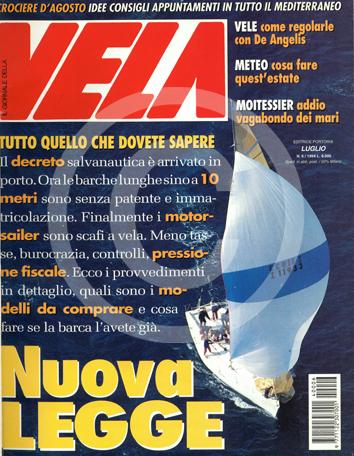 Anno 20 n.6 Luglio 1994 (numero 211)