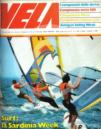Anno 8, n.6  1982 Luglio/Agosto