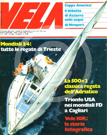 Anno 9 n.6 Luglio/Agosto 1983