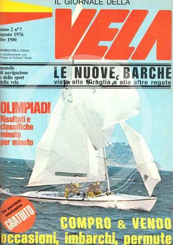 Anno II, Numero 7 – Agosto 1976