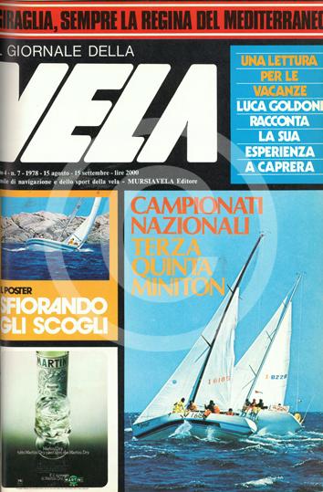 Sommario: Anno 4, n.7 1978 Agosto/Settembre