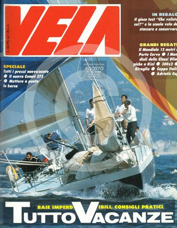 Anno 13 n.7 Agosto 1987