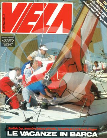 Anno 15, n. 7, Agosto 1988 (numero 147)