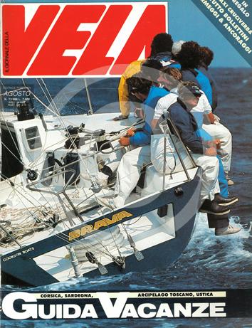 Anno 15 n.7 Agosto 1989 (numero 158)