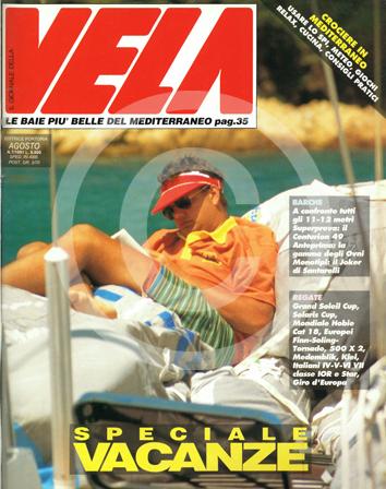 Anno 17 n.7  Agosto 1991 (numero 180)