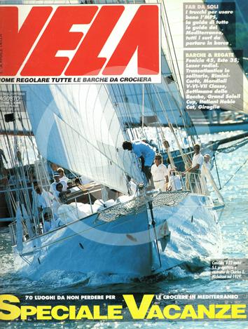 Anno 18 n.7 Agosto 1992 (numero 191)