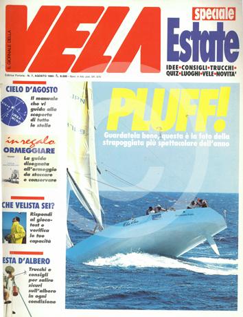 Anno 19 n.7 Agosto 1993 (numero 202)