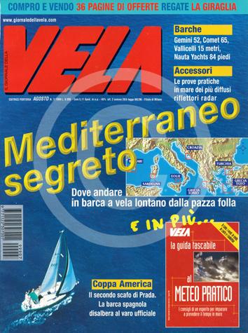 Anno 25 n.7 Agosto 1999 (numero 268)
