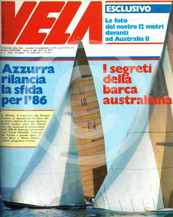 Anno 9 n.6 Agosto/Settembre 1983