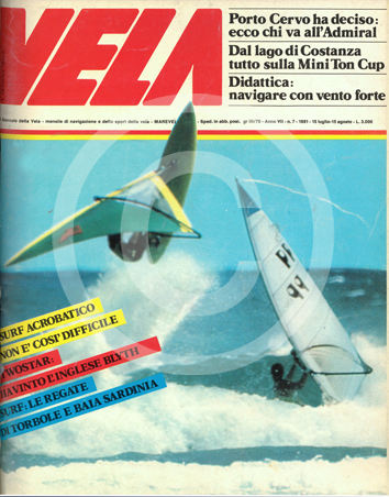 Anno  7, n.7 Luglio/Agosto  1981