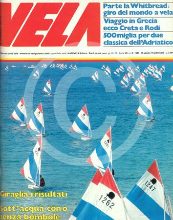 Anno  7, n.8 Agosto/Settembre   1981