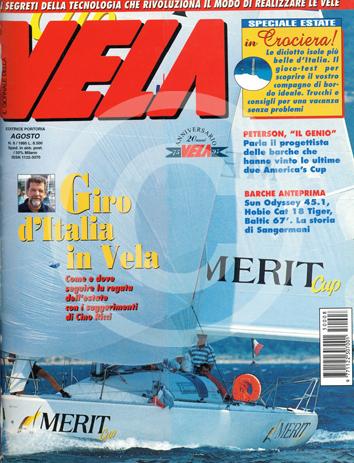 Anno 21 n.7 Agosto 1995 (numero 224)