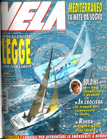 Anno 22 n.7 Agosto 1996 (numero 235)