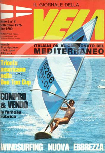 Anno II, Numero 8 – Settembre 1976 TI PIACE QUESTA COPERTINA? CLICCA PER RICHIEDERE SUBITO T-SHIRT, POSTER, ARTICOLI, ABBONAMENTO
