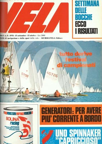 Anno 4, numero 8  1978 Settembre/Ottobre