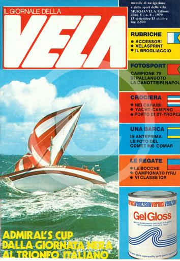 Anno 5 n.8 1979 Settembre/Ottobre