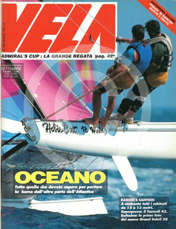 Anno 17 n.8 Settembre 1991 (numero 181)