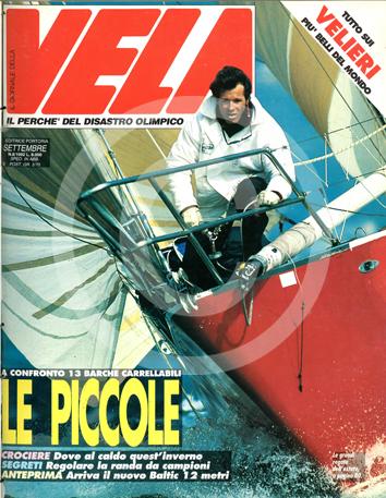 Anno 18 n.8 Settembre 1992 (numero 192)