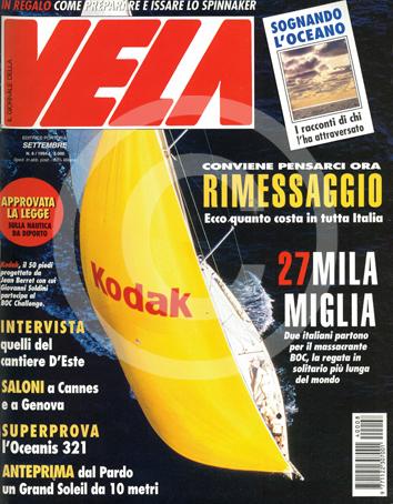Anno 20 n.8 Settembre 1994 (numero 214)