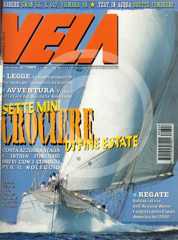 Anno 24 n.8 Settembre 1998 (numero 258)