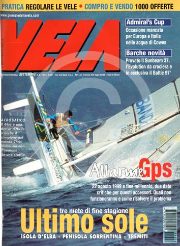 Anno 25 n.8 Settembre 1999 (numero 269)