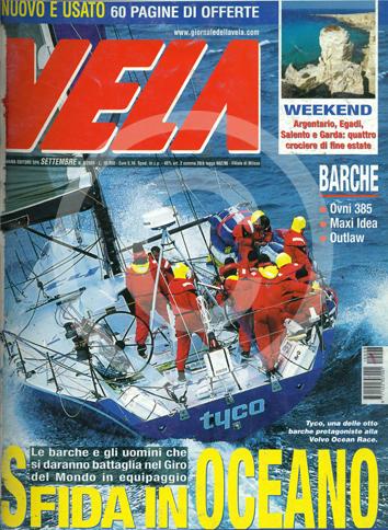 Anno 26 n. 8  2001 Settembre