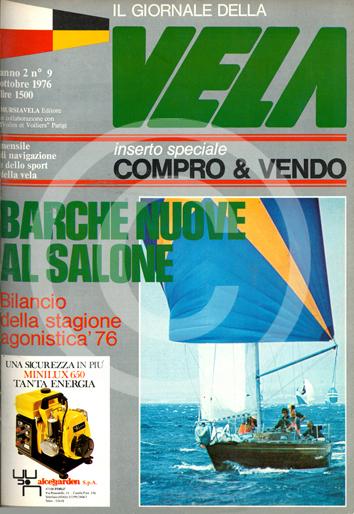 Sommario: Anno II, Numero 9 – Ottobre 1976 TI PIACE QUESTA COPERTINA? CLICCA PER RICHIEDERE SUBITO T-SHIRT, POSTER, ARTICOLI, ABBONAMENTO