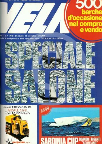 Anno 4, n.9 1978 Ottobre/Novembre