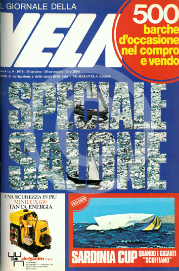 Sommario: Anno 4, n.9 1978 Ottobre/Novembre