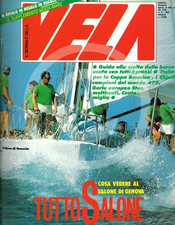 Anno 11 n.8 Ottobre 1985