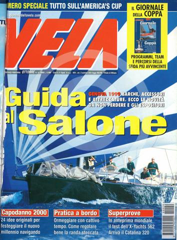 Anno 25 n.9 Ottobre 1999 (numero 270)