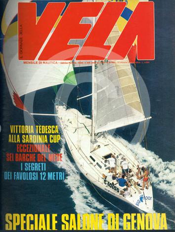Anno 10 n.9 Ottobre/Novembre 1984