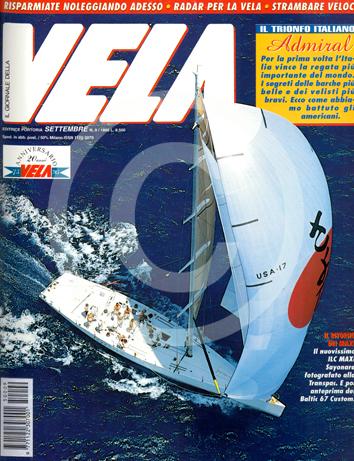 Anno 21 n.8 Settembre 1995 (numero 225)