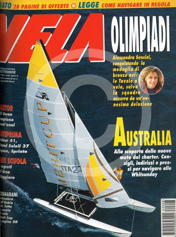 Anno 22 n. 8 Settembre 1996 (numero 236)