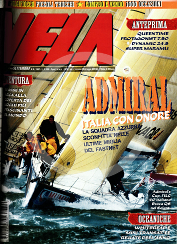 Anno 23 n.8 Settembre 1997 (numero 247)