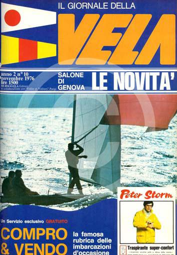 Sommario: Anno II, numero 10 - Novembre 1976 TI PIACE QUESTA COPERTINA? CLICCA PER RICHIEDERE SUBITO T-SHIRT, POSTER, ARTICOLI, ABBONAMENTO