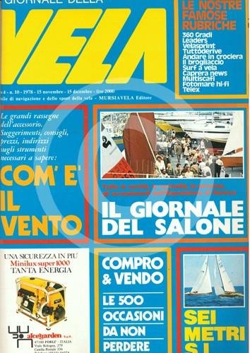 Anno 4 n.10 1978 Novembre/Dicembre